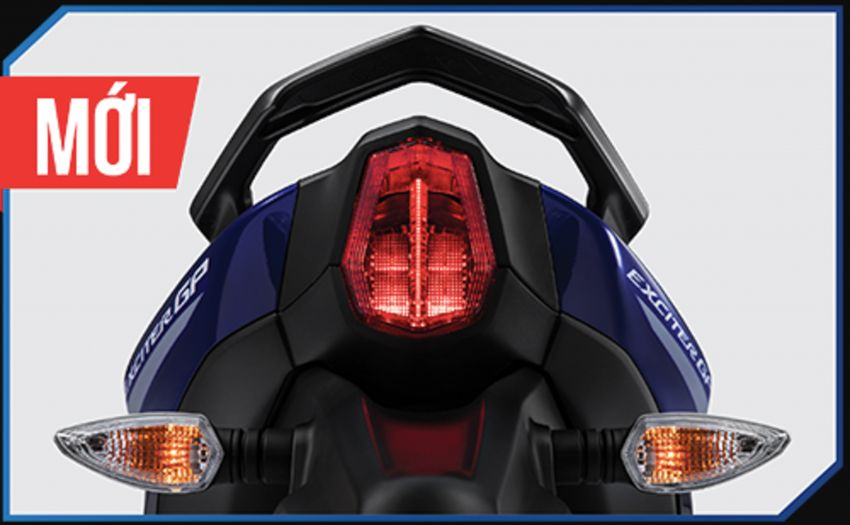2021 Yamaha Exciter launched in in Vietnam, RM8,235 Image #1229586