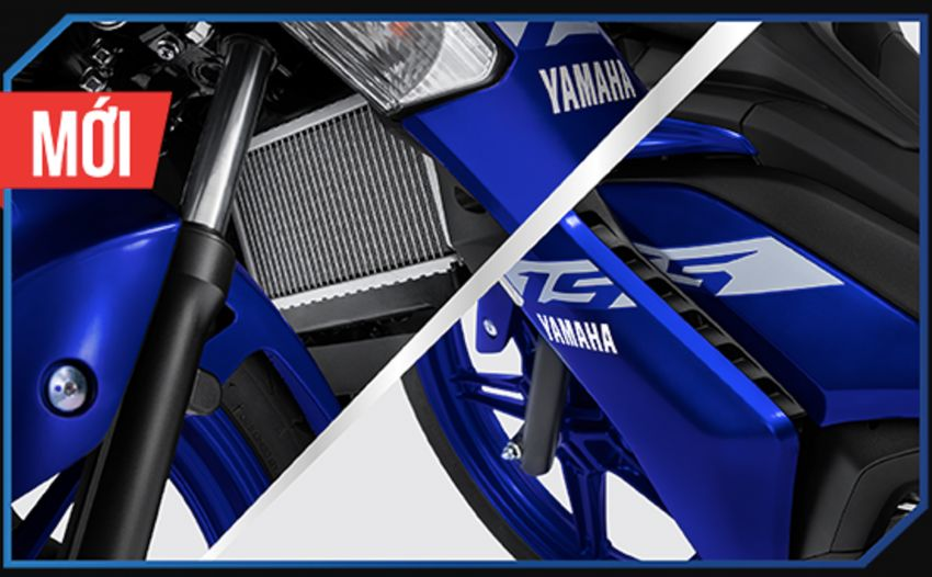 2021 Yamaha Exciter launched in in Vietnam, RM8,235 Image #1229590