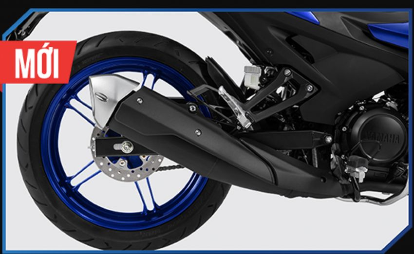 2021 Yamaha Exciter launched in in Vietnam, RM8,235 Image #1229577