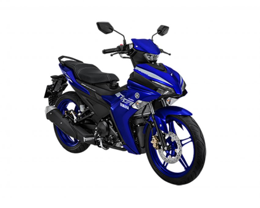 2021 Yamaha Exciter launched in in Vietnam, RM8,235 Image #1229592