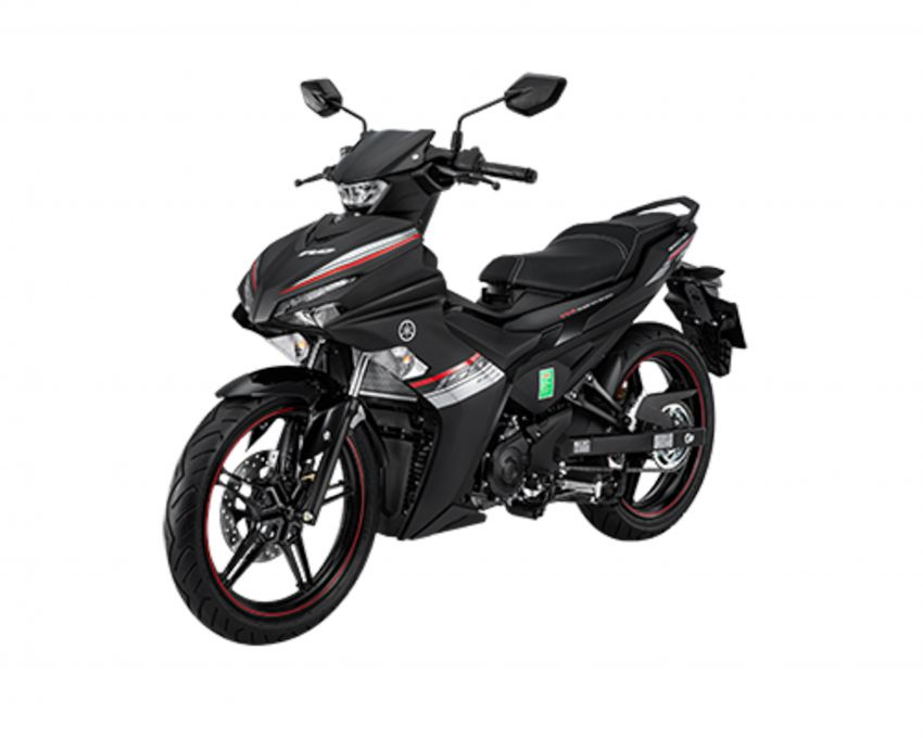 2021 Yamaha Exciter launched in in Vietnam, RM8,235 Image #1229601