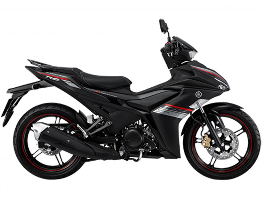 2021 Yamaha Exciter launched in in Vietnam, RM8,235 Image #1229602