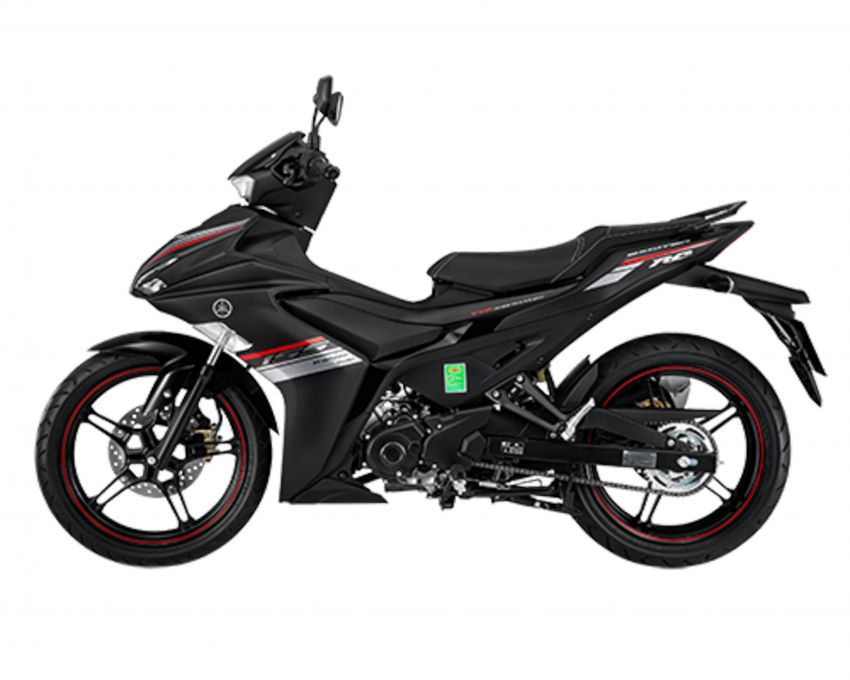 2021 Yamaha Exciter launched in in Vietnam, RM8,235 Image #1229603