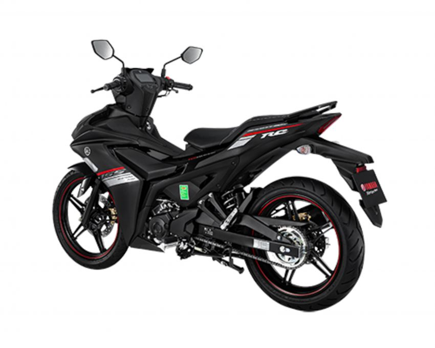 2021 Yamaha Exciter launched in in Vietnam, RM8,235 Image #1229604