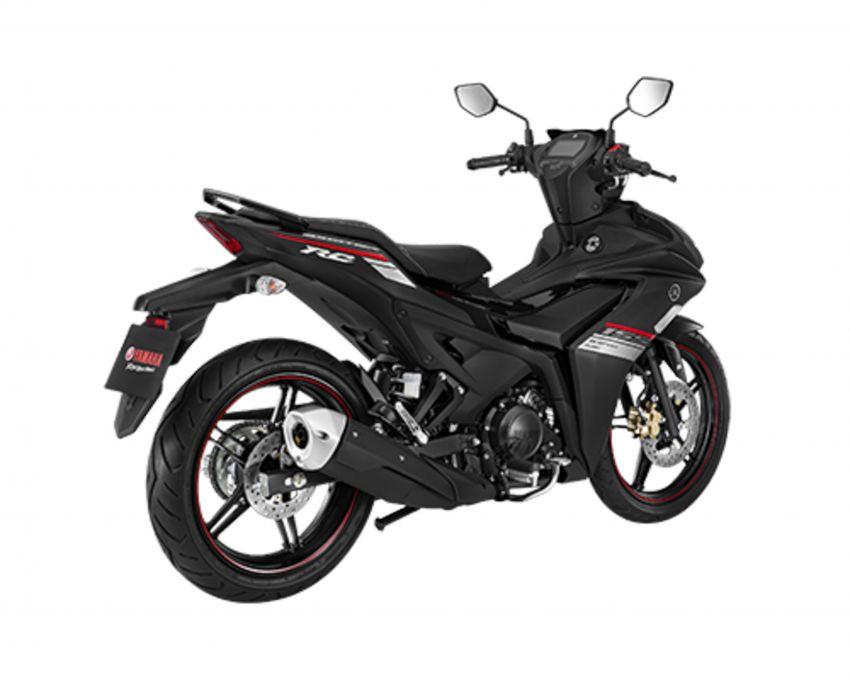 2021 Yamaha Exciter launched in in Vietnam, RM8,235 Image #1229605