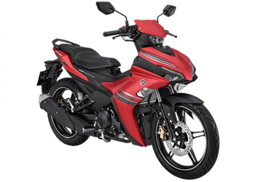 2021 Yamaha Exciter launched in in Vietnam, RM8,235 Image #1229608