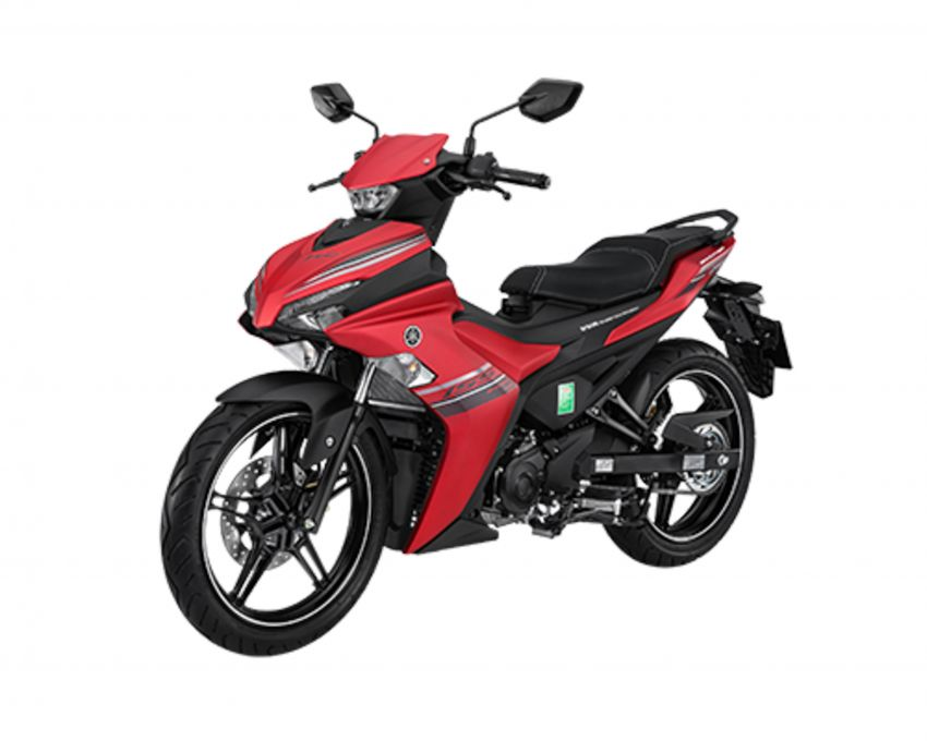 2021 Yamaha Exciter launched in in Vietnam, RM8,235 Image #1229609