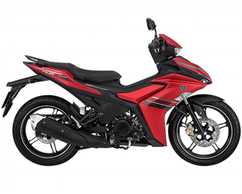 2021 Yamaha Exciter launched in in Vietnam, RM8,235 Image #1229611