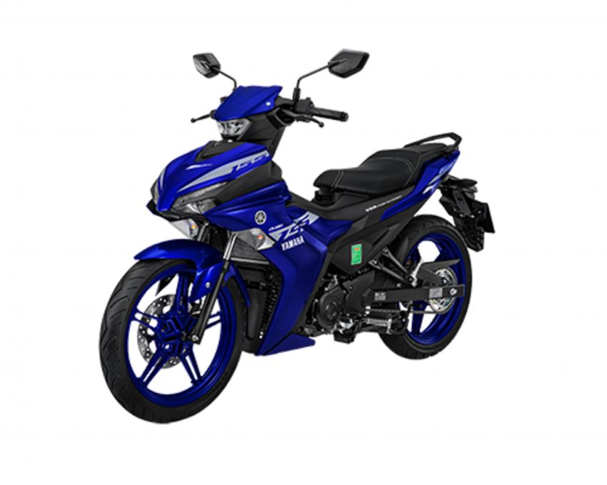 2021 Yamaha Exciter launched in in Vietnam, RM8,235 Image #1229593