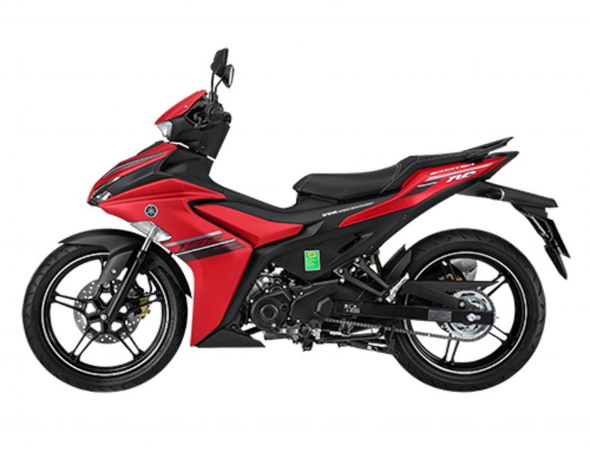 2021 Yamaha Exciter launched in in Vietnam, RM8,235 Image #1229612