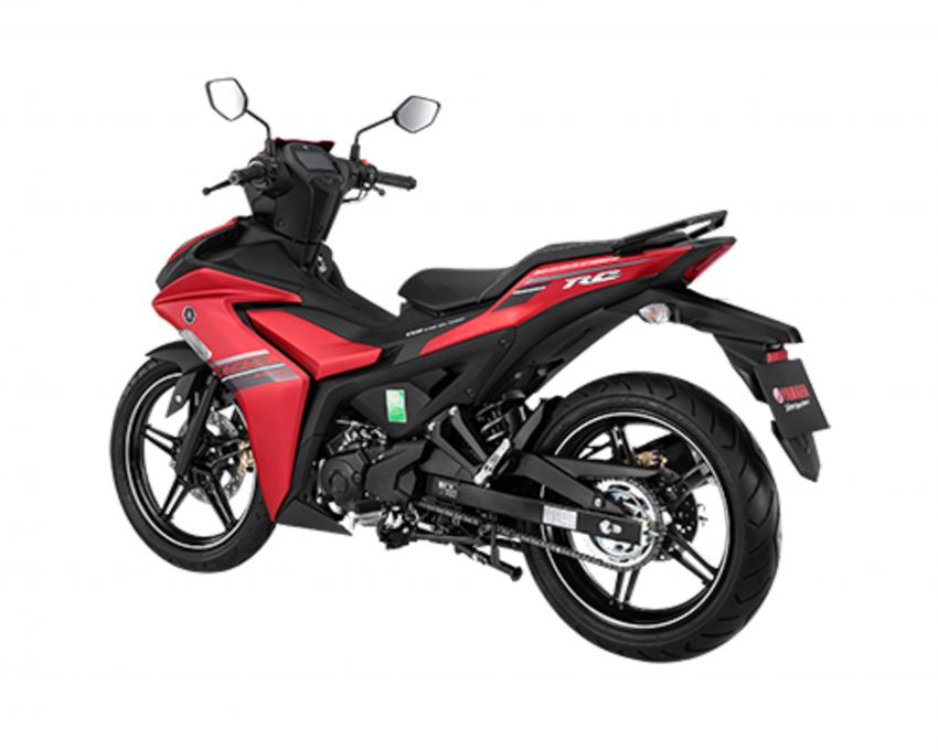 2021 Yamaha Exciter launched in in Vietnam, RM8,235 Image #1229613