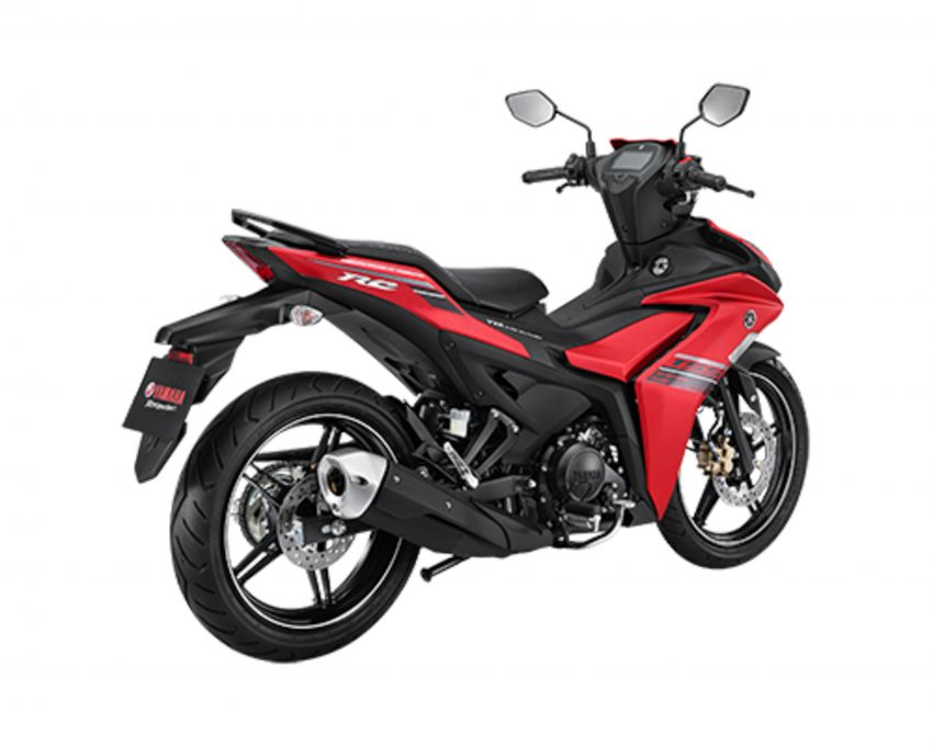 2021 Yamaha Exciter launched in in Vietnam, RM8,235 Image #1229615