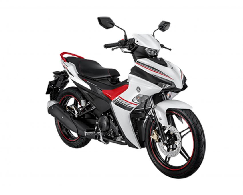 2021 Yamaha Exciter launched in in Vietnam, RM8,235 Image #1229618