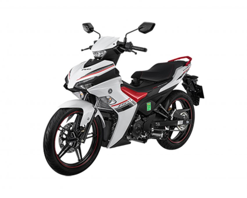 2021 Yamaha Exciter launched in in Vietnam, RM8,235 Image #1229620