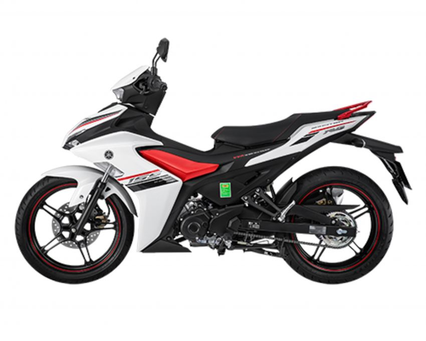 2021 Yamaha Exciter launched in in Vietnam, RM8,235 Image #1229623