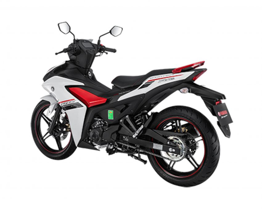 2021 Yamaha Exciter launched in in Vietnam, RM8,235 Image #1229624