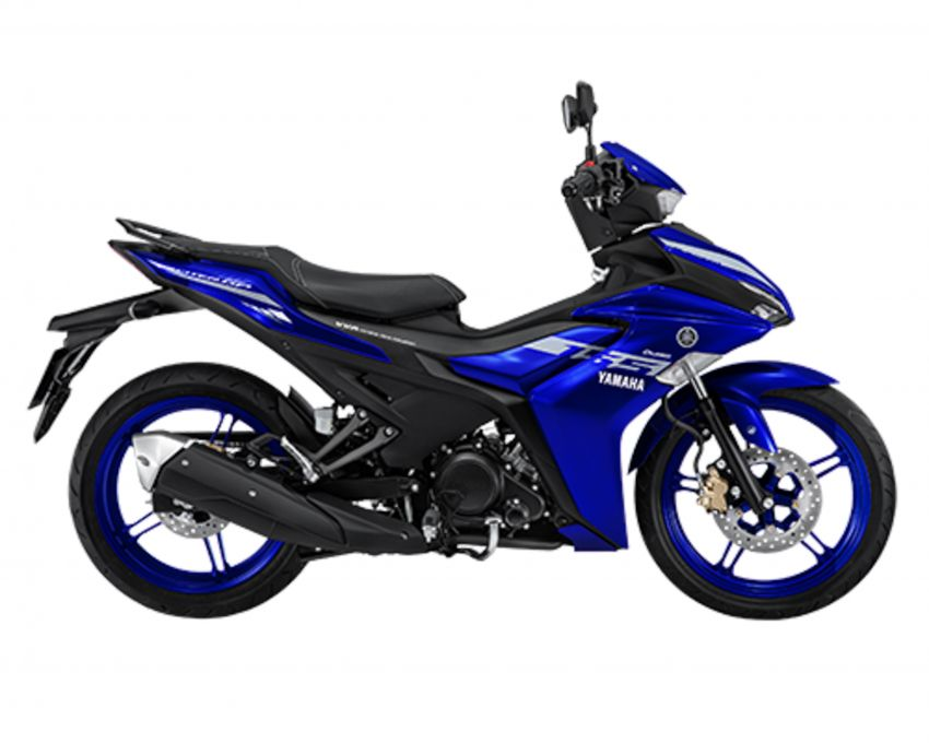 2021 Yamaha Exciter launched in in Vietnam, RM8,235 Image #1229594