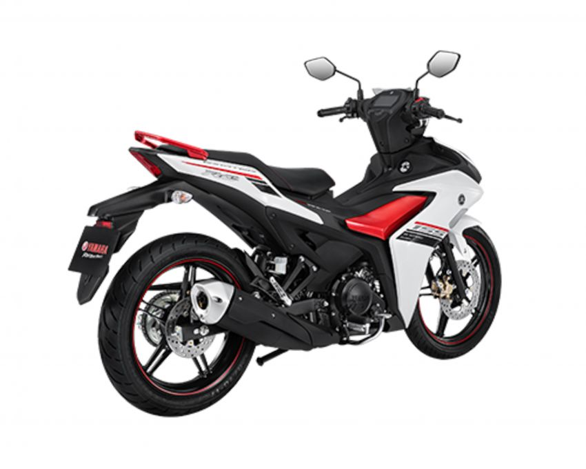 2021 Yamaha Exciter launched in in Vietnam, RM8,235 Image #1229625