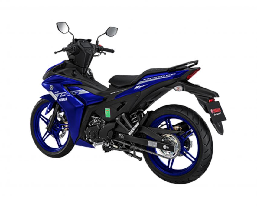 2021 Yamaha Exciter launched in in Vietnam, RM8,235 Image #1229596