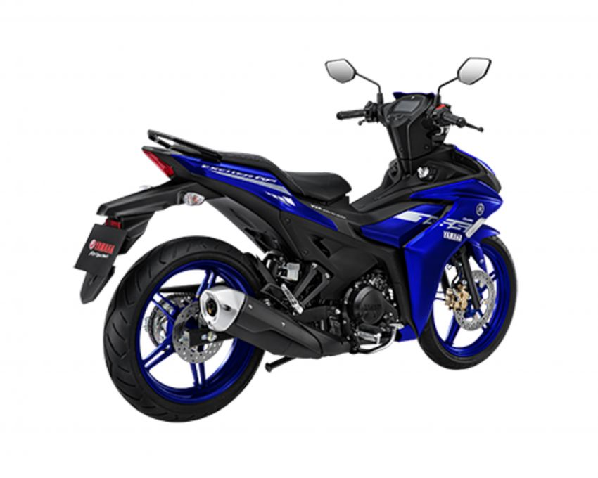 2021 Yamaha Exciter launched in in Vietnam, RM8,235 Image #1229597