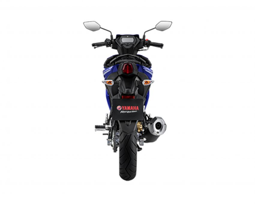 2021 Yamaha Exciter launched in in Vietnam, RM8,235 Image #1229599
