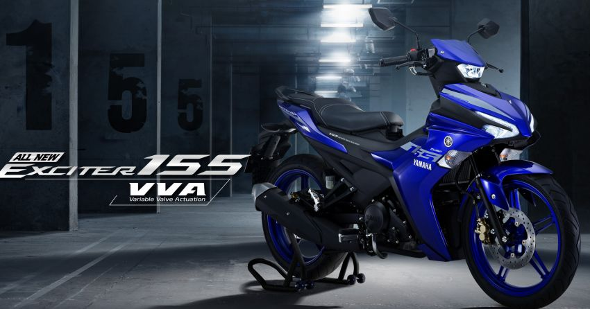 2021 Yamaha Exciter launched in in Vietnam, RM8,235 Image #1229591
