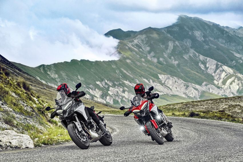 Ducati ends 2020 with 48,042 bikes sold worldwide Image #1238089