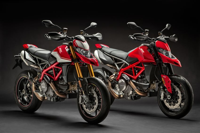 2021 Ducati Malaysia price list updated, new 2021 Ducati Hypermotard 950 RVE priced at RM80,900 Image #1236507