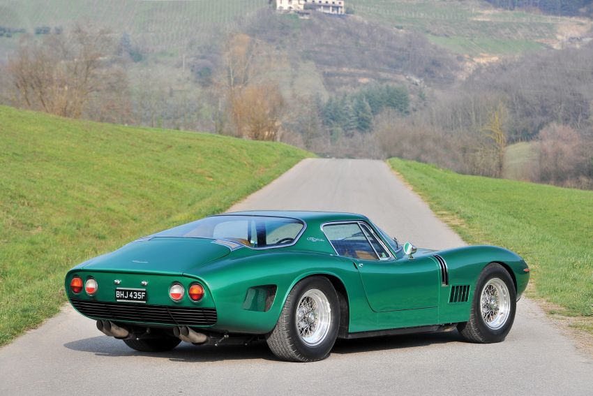 Bizzarrini 5300 GT – 1960s Italian sports car to be revived by former Aston Martin execs, 24 units only Image #1241098