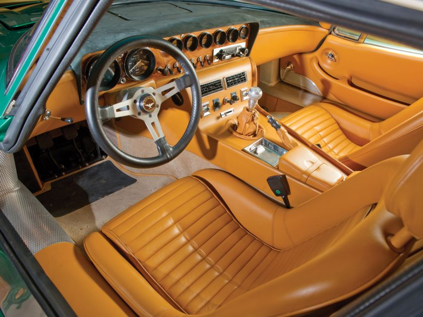 Bizzarrini 5300 GT – 1960s Italian sports car to be revived by former Aston Martin execs, 24 units only Image #1241088