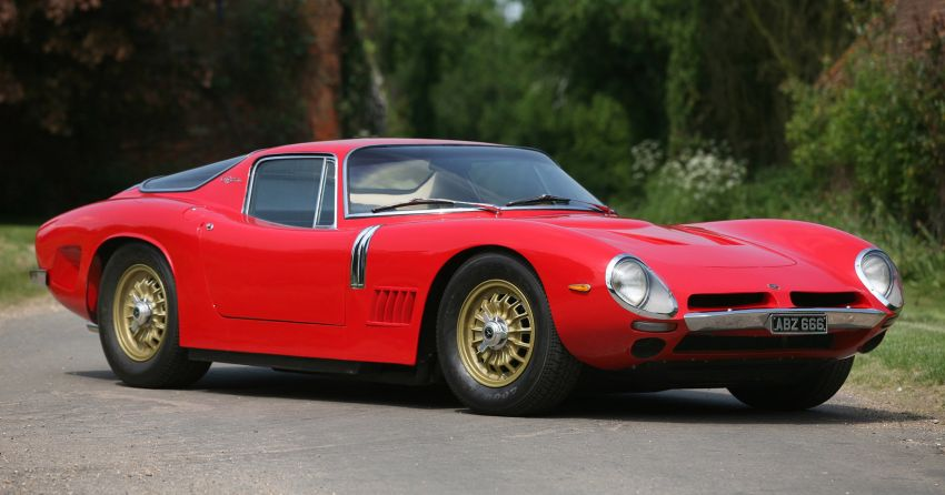 Bizzarrini 5300 GT – 1960s Italian sports car to be revived by former Aston Martin execs, 24 units only Image #1241089