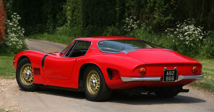 Bizzarrini 5300 GT – 1960s Italian sports car to be revived by former Aston Martin execs, 24 units only Image #1241090