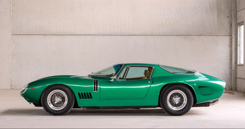 Bizzarrini 5300 GT – 1960s Italian sports car to be revived by former Aston Martin execs, 24 units only Image #1241091