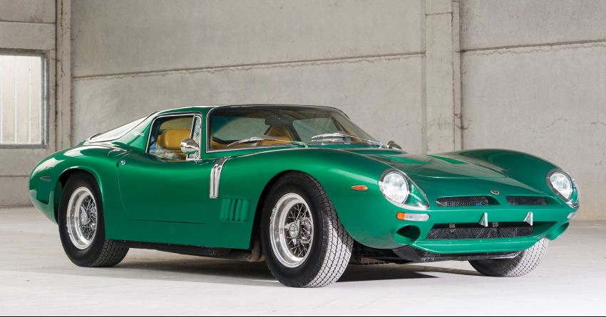Bizzarrini 5300 GT – 1960s Italian sports car to be revived by former Aston Martin execs, 24 units only Image #1241093