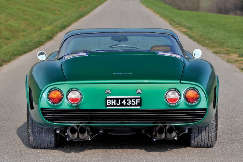 Bizzarrini 5300 GT – 1960s Italian sports car to be revived by former Aston Martin execs, 24 units only Image #1241094