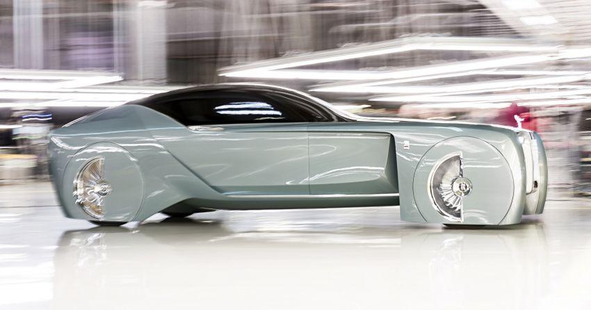 "Rolls-Royce ""Silent Shadow"" to kickstart EV era soon – BMW-powered luxury car with over 500 km range? Image #1235684"