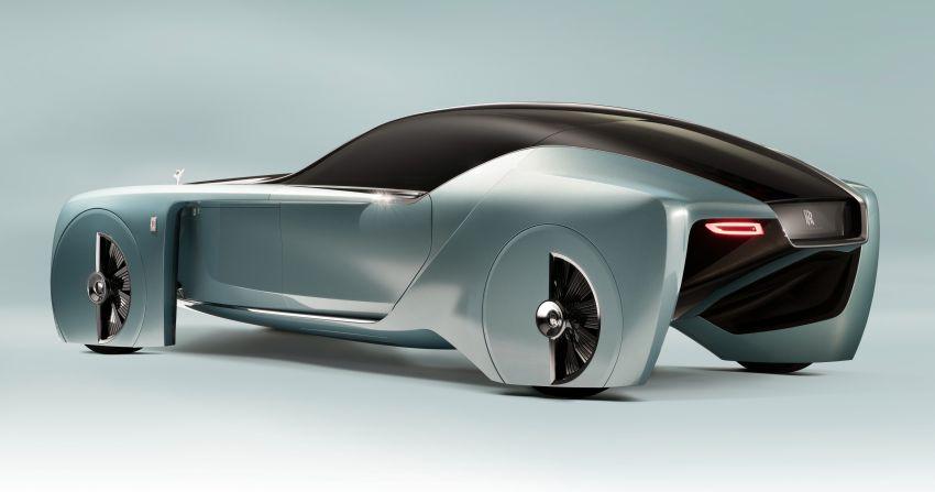 "Rolls-Royce ""Silent Shadow"" to kickstart EV era soon – BMW-powered luxury car with over 500 km range? Image #1235707"