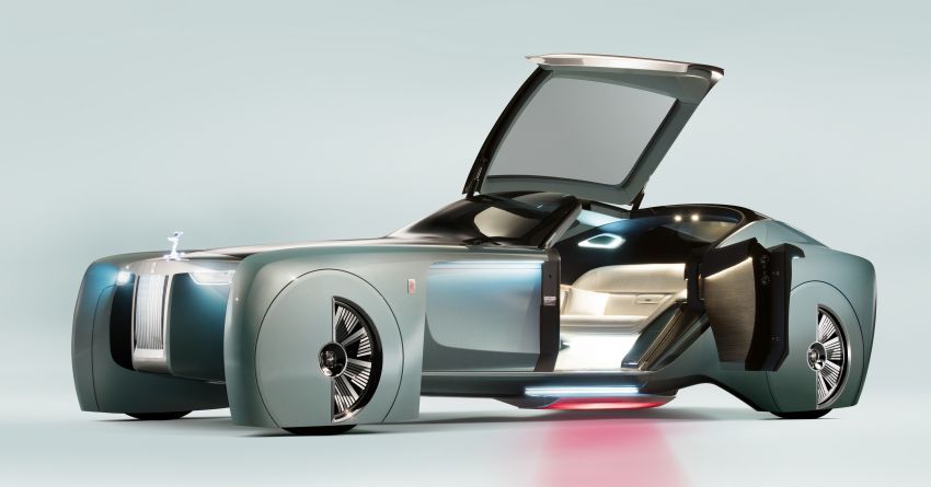 "Rolls-Royce ""Silent Shadow"" to kickstart EV era soon – BMW-powered luxury car with over 500 km range? Image #1235706"