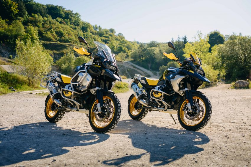 2020 second best ever sales year for BMW Motorrad Image #1237930