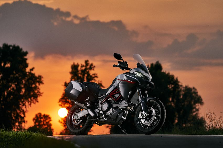 Ducati ends 2020 with 48,042 bikes sold worldwide Image #1238094