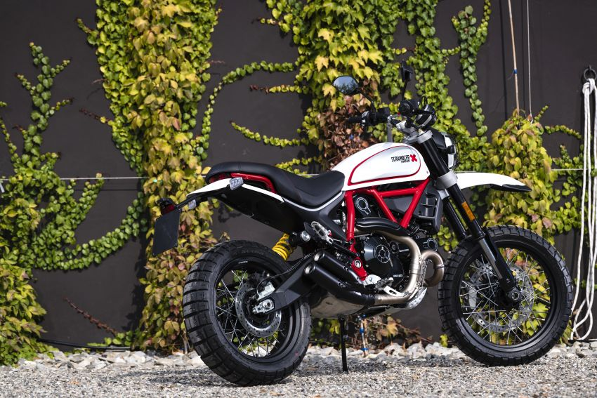2021 Ducati Malaysia price list updated, new 2021 Ducati Hypermotard 950 RVE priced at RM80,900 Image #1236496
