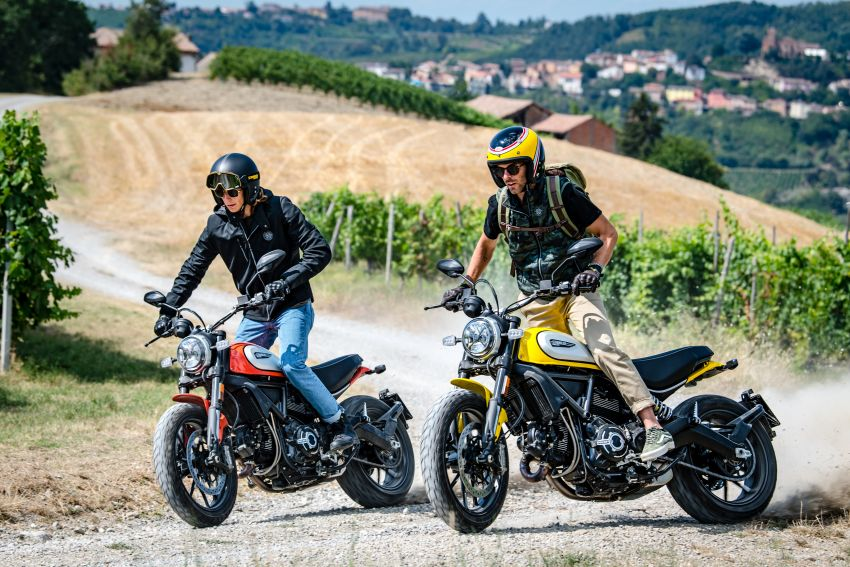 Ducati ends 2020 with 48,042 bikes sold worldwide Image #1238095