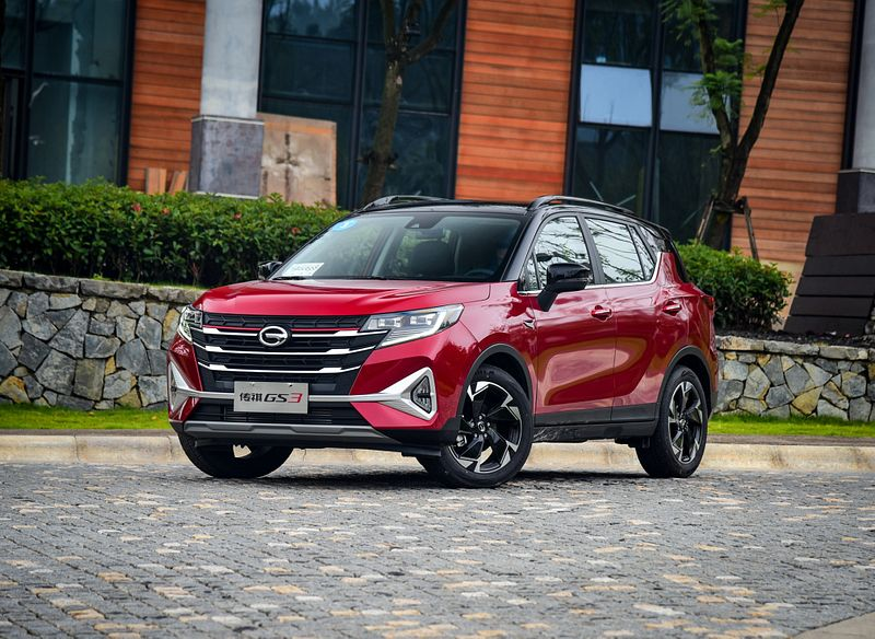 SPIED: GAC Trumpchi GS3 Power spotted in Perak – 1.5T, 163 PS, 235 Nm; B-seg China SUV to be CKD? Image #1238061