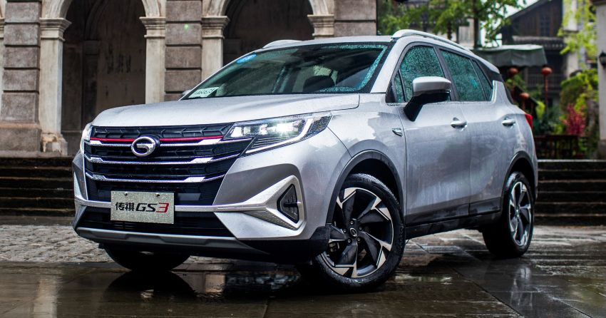SPIED: GAC Trumpchi GS3 Power spotted in Perak – 1.5T, 163 PS, 235 Nm; B-seg China SUV to be CKD? Image #1238079