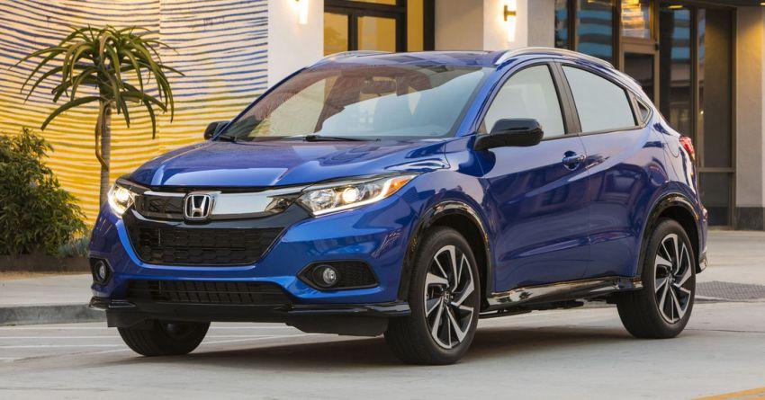 United States to get own version of new Honda HR-V Image #1235917