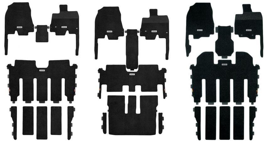 Honda Odyssey facelift gets Mugen parts in Japan Image #1236261