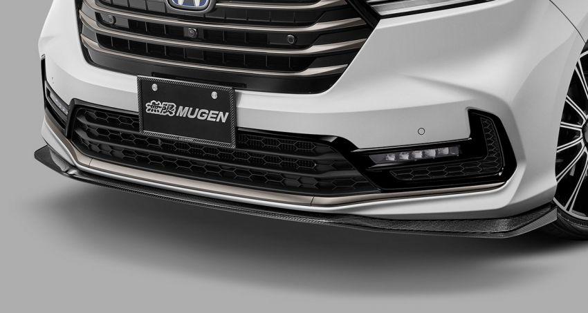 Honda Odyssey facelift gets Mugen parts in Japan Image #1236251