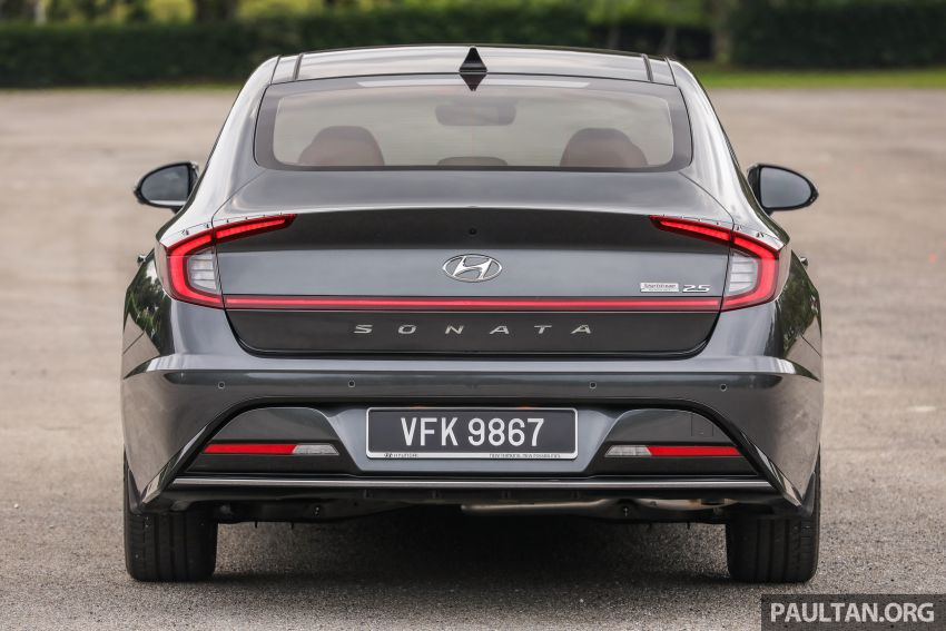 VIDEO: Five cool things about the new Hyundai Sonata Image #1237794