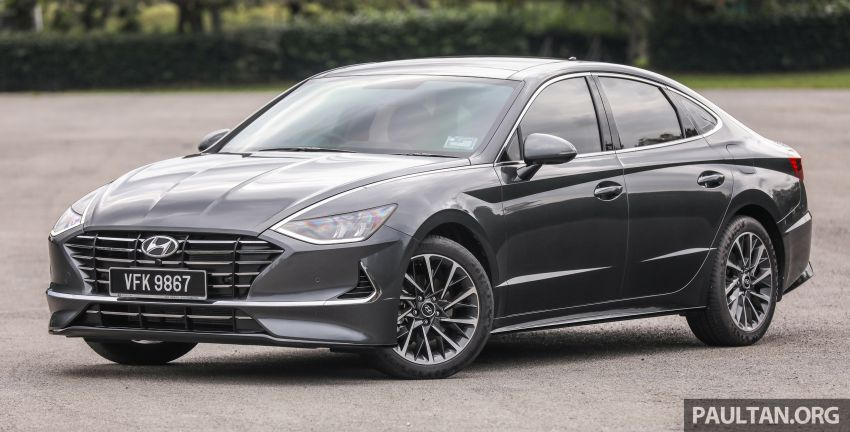VIDEO: Five cool things about the new Hyundai Sonata Image #1237892