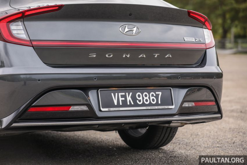 VIDEO: Five cool things about the new Hyundai Sonata Image #1237816